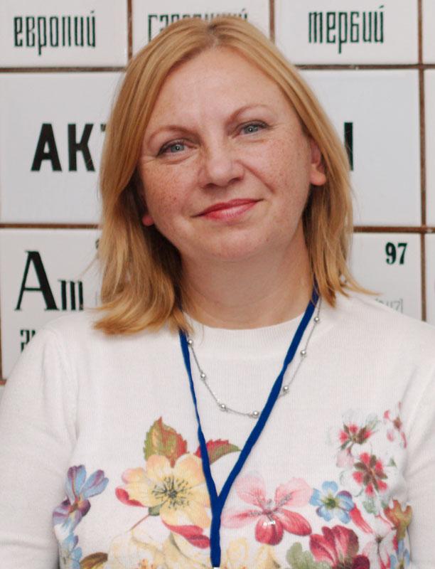 Щукина Людмила Павловна