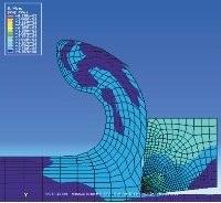 Влияние моделей состояния и трения на прогноз износа и прочности режущего инструмента