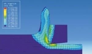 Вплив моделей стану і тертя на прогноз зносу і міцності ріжучого інструменту