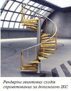 Інтелектуальна система прийняття рішень з web-інтерфейсом для проектування міжповерхових сходів будівель