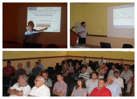 Участие в конференции «Дни неразрушающего контроля 2014» в рамках INNOPIPES WORKSHOP (Созополь, Болгария)