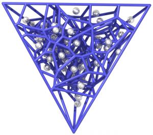 Разбиение тетраэдра