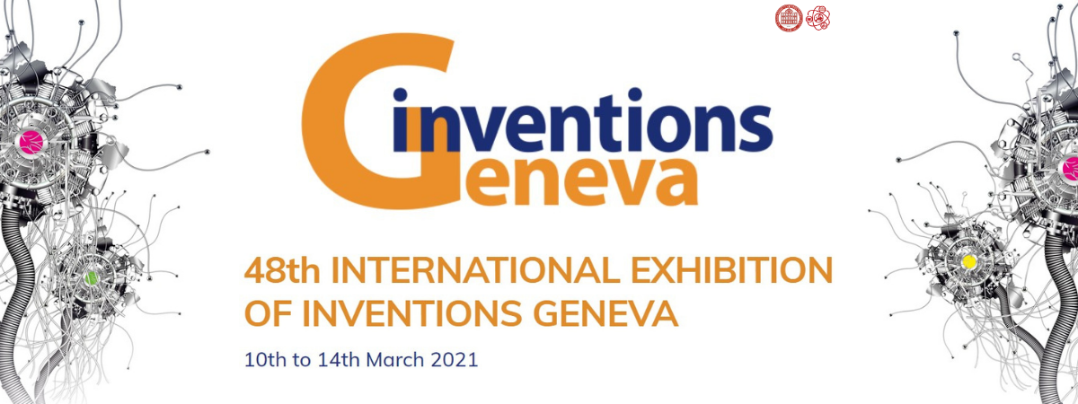 48th INTERNATIONAL EXHIBITION OF INVENTIONS GENEVA