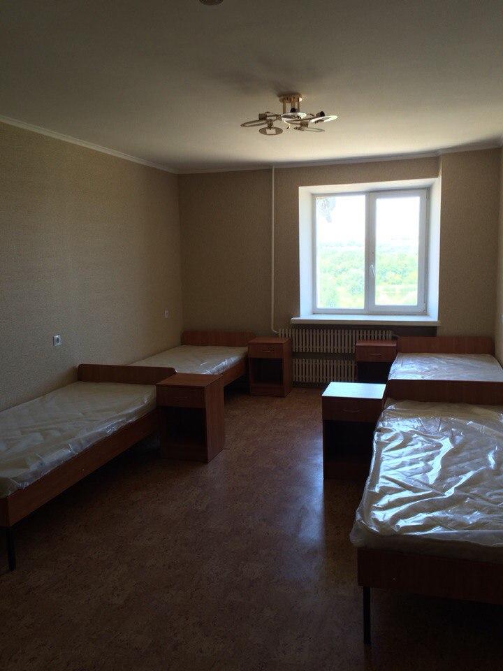 Общежитие. Комната-2