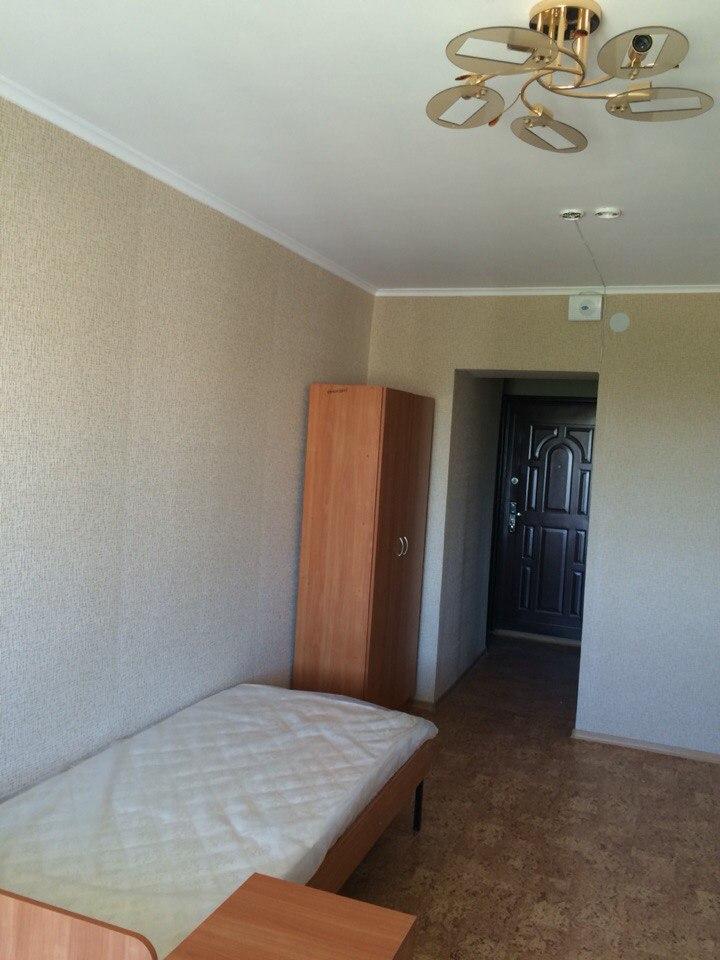 Общежитие. Комната