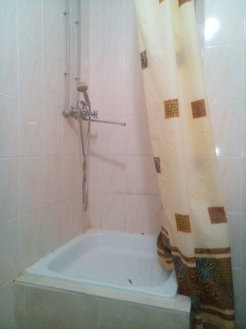 Общежитие. Ванная
