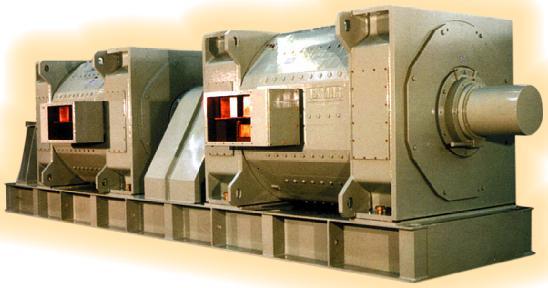 21.Двухмашинні агрегат постійного струму