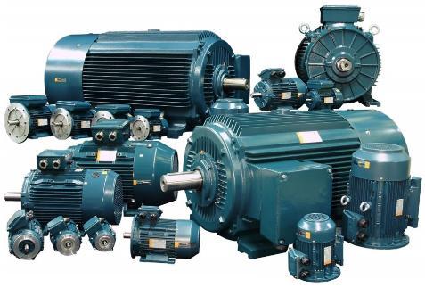 32.Серія трифазних асинхронних електродвигунів з широким діапазоном габаритів і потужностей
