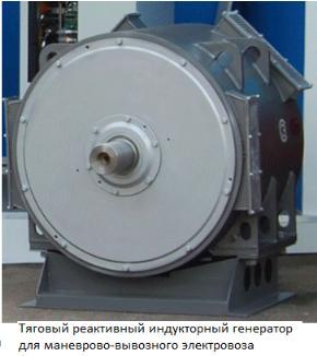 48. Индукторный двигатель
