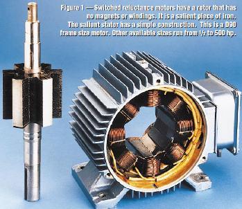 50.Вентильно-реактивний електродвигун