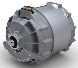 60.Вентильний електродвигун для електромобілів