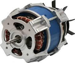 62.Потужний трифазний синхронний електродвигун