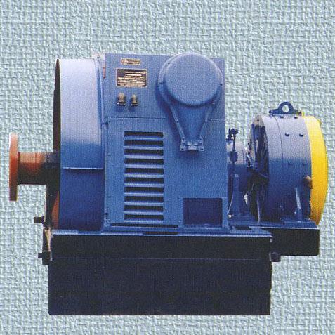 82.Синхронний генератор з приводом від двигунів внутрішнього згоряння з бесщеточной системою збудження