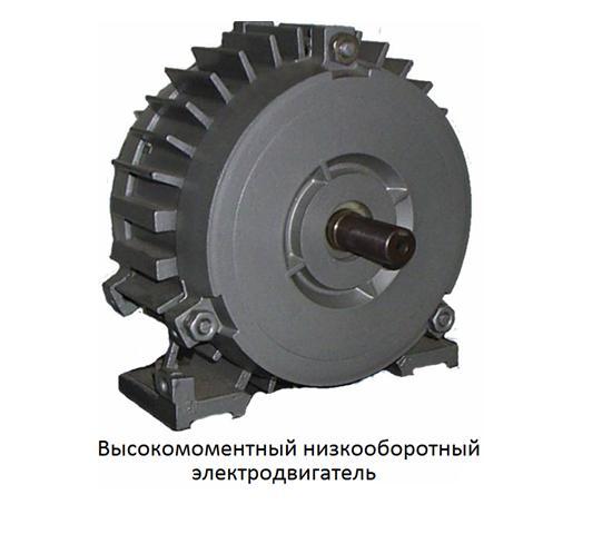92. Высокомоментный двигатель