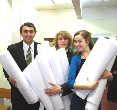 До захисту дипломного проекту готові
