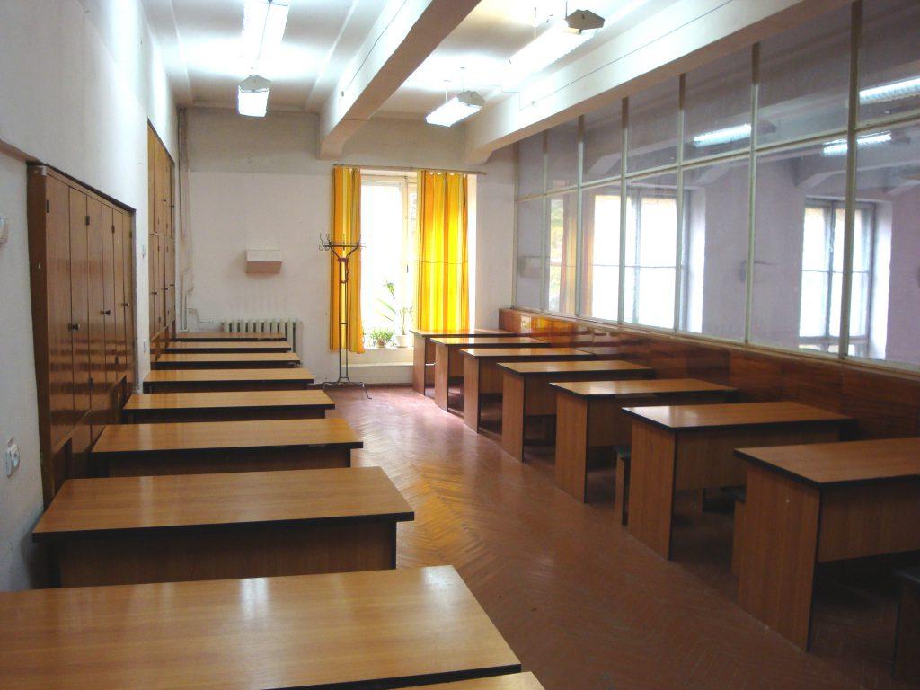 Лекционная аудитория на 2 этаже