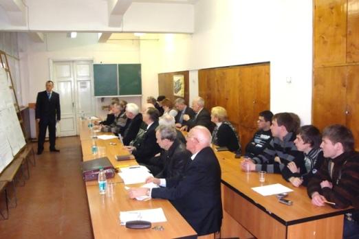 Предзащита кандидатской диссертации ассистента Петренко А.Н. на кафедре электрических машин