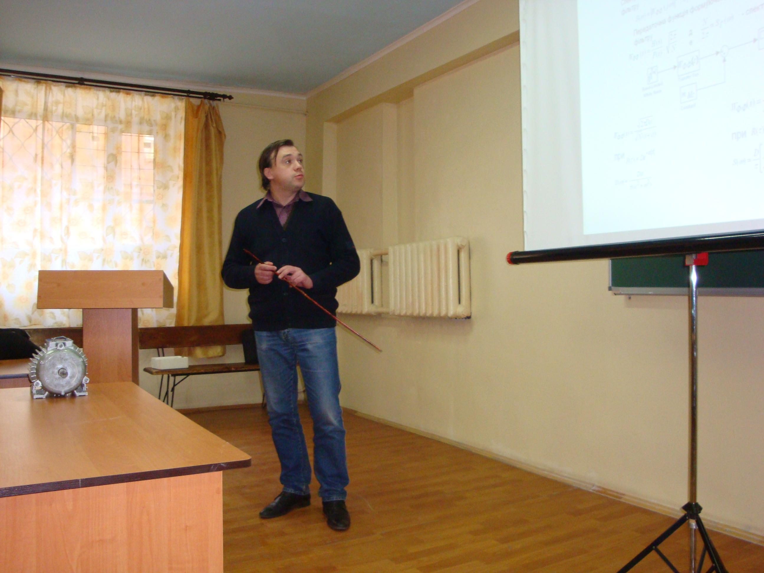Ст. н. с. Шуруб Ю.В. (ИЭД НАНУ, Киев)