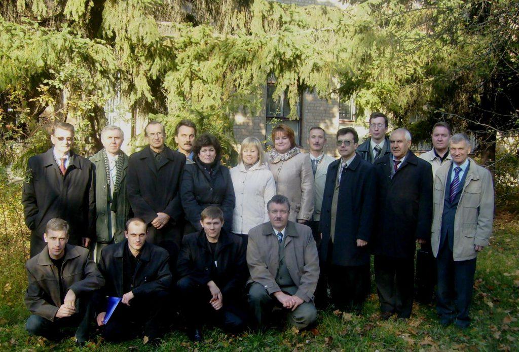 Участники «SIEMA-2008»