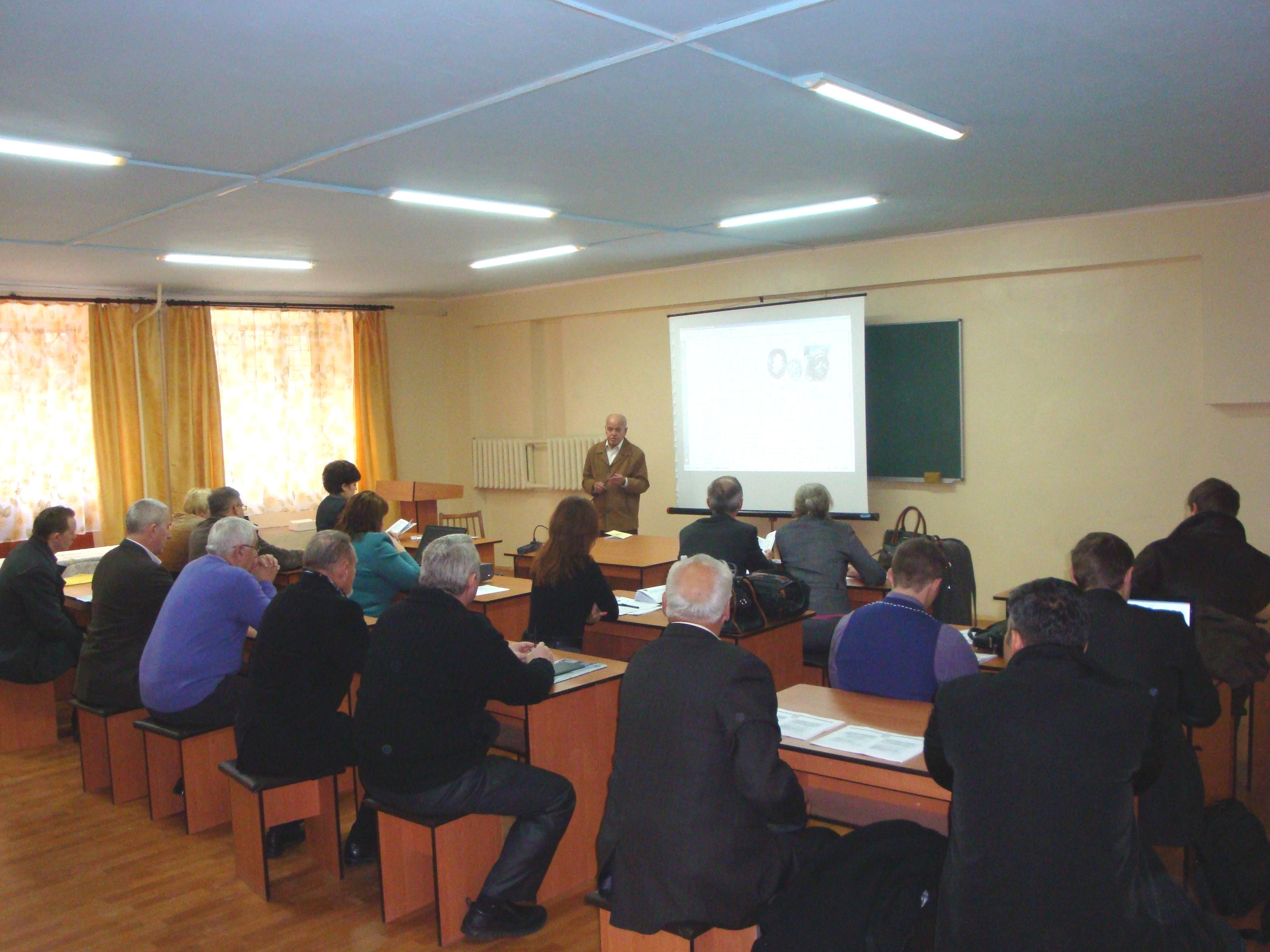 проф. Лущик В.Д. (НУ биоресурсов и природопользования, Киев)