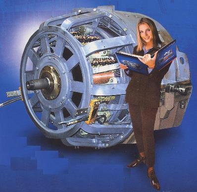 Со знаниями и такие машины по силам спроектировать и сделать