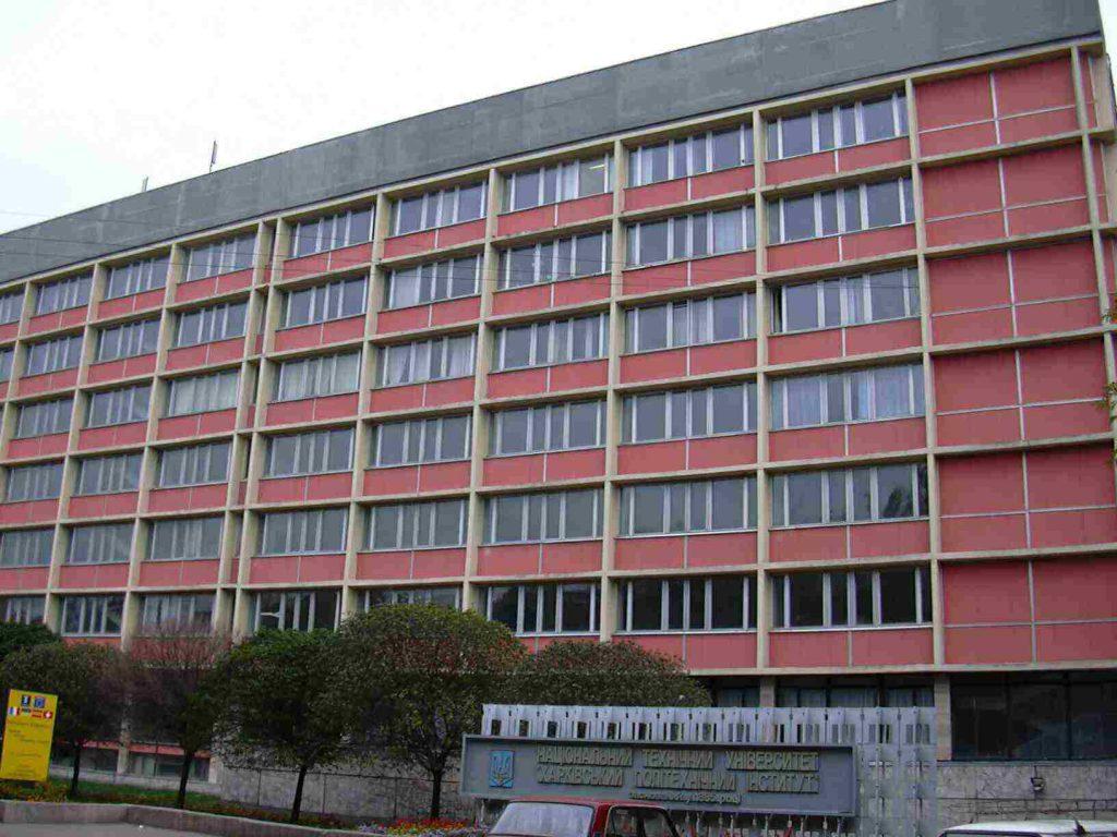 Учебный корпус 2 (У2) – 7 этажей