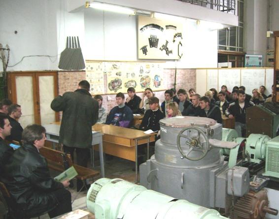 Ярмарка рабочих мест 2007