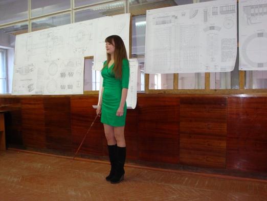 Захист дипломного проекту спеціаліста - турбогенератор