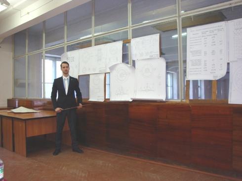 Защита дипломного проекта специалиста – машина постоянного тока