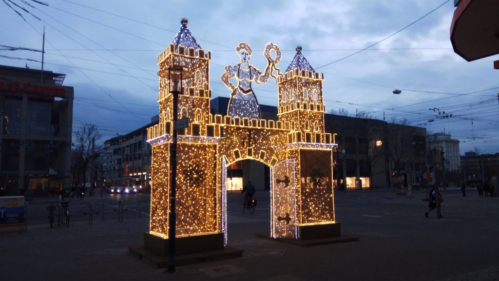 Магдебург 2020