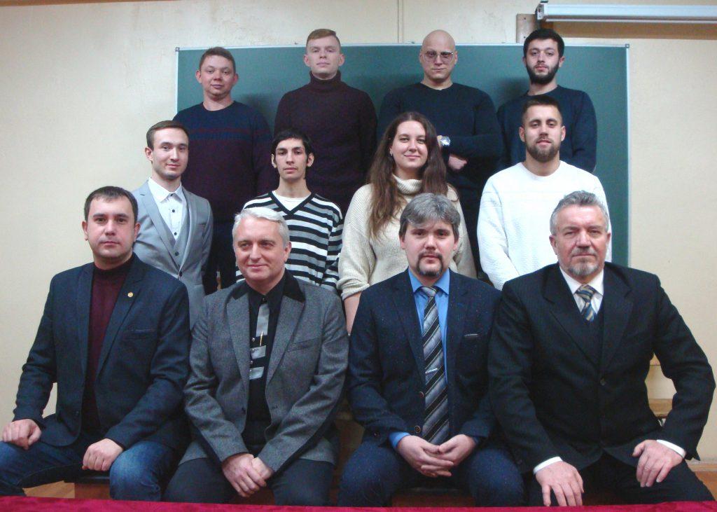 защита магистров зима 2019