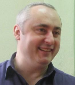 Професор Б.Г.Любарський