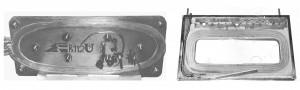 Повномаштабні надпровідні магніти для високошвидкісного транспорту 450 кА, 1,2х0,4 м, NbTi 144 кА, 0,77х0,3 м, Nb3Sn