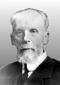 Професор П. М. Мухачов