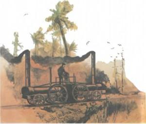Двойной паровоз «Южная Каролина» (1831)