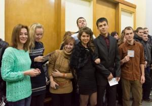Випуск 2014 МТ-48 (Палац Студентів ХПІ, 4.02.2014)