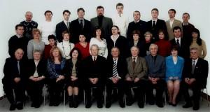 Викладацький склад кафедри інтегрованих технологій, процесів та апаратів (2008)