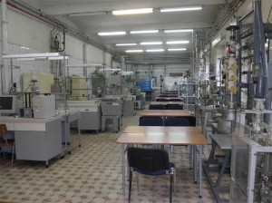 Лабораторія процесів та апаратів