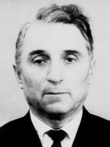 Професор Г. К. Гончаренко