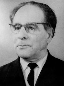 Професор М. І. Некрич