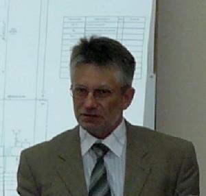 Професор Л. М. Ульєв