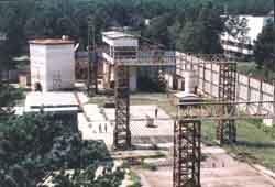 Высоковольтная испытательная установка ИЭМИ-10