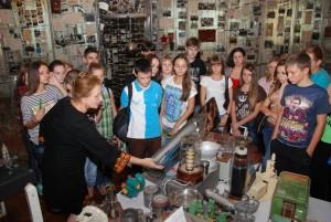 05 Ніч науки у музеї 26 вересня 2015 р