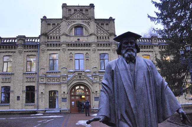 Национальный Технический Университет Украины «Киевский Политехнический Институт»