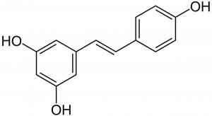Ресвератрол антиоксидант
