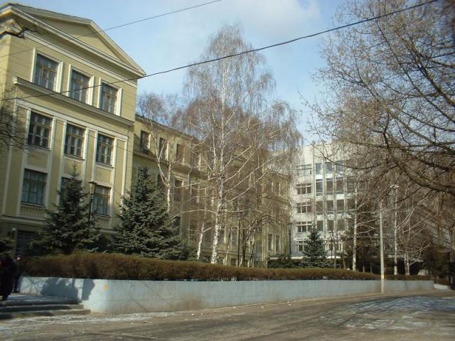 Украинский государственный химико-технологический университет (УГХТУ) г. Днепропетровск