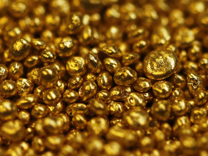 Химия золота
