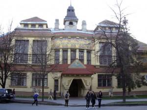 ВУЗЫ Харькова академия дизайна и искуств