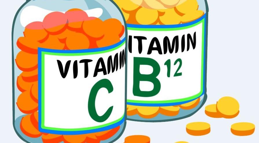 Структура и химия витамин. Интересные факты о витаминах.