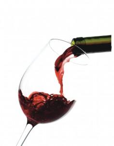 Химический состав красного вина.